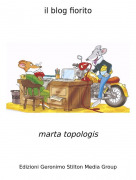 marta topologis - il blog fiorito