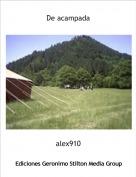 alex910 - De acampada