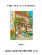 Amalia - Viaje hacia la casa Ratoford