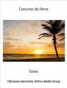 Saioa - Concurso de libros