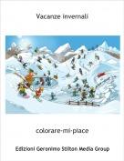 colorare-mi-piace - Vacanze invernali