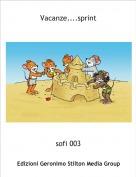 sofi 003 - Vacanze....sprint