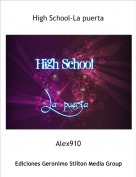 Alex910 - High School-La puerta