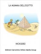 NICKI2002 - LA MUMMIA DELL'EGITTO