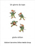 giulio-stilton - Un giorno da topo