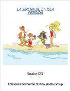 Snake123 - LA SIRENA DE LA ISLA PERDIDA