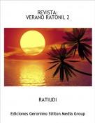 RATIUDI - REVISTA:VERANO RATONIL 2