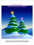 Ratona Paula - Cookie Love.¡Se acerca la navidad!