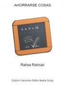 Ratisa Ratirubi - AHORRARSE COSAS