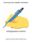 Sofiz@topella monellina - Concorso per topella monellina