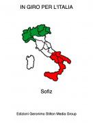 Sofiz - IN GIRO PER L'ITALIA