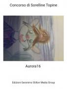 Aurora16 - Concorso di Sorelline Topine