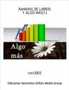 ruti3003 - RANKING DE LIBROS Y ALGO MÁS(1)