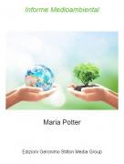 Maria Potter - Informe Medioambiental