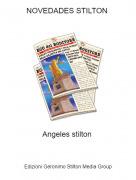 Angeles stilton - NOVEDADES STILTON