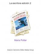 Maria Potter - La escritora edición 2