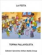 TOPINA PALLAVOLISTA - LA FESTA