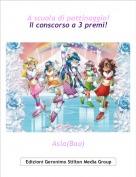 Asia(Bao) - A scuola di pattinaggio!Il conscorso a 3 premi!