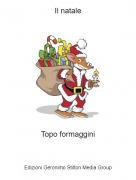 Topo formaggini - Il natale