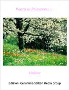 kieline - Vento in Primavera...