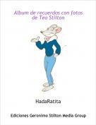HadaRatita - Album de recuerdos con fotos de Tea Stilton