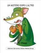 marty mouse - UN MISTERO DOPO L'ALTRO