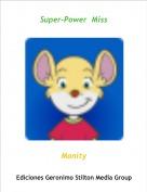 Monity - Super-Power  Miss