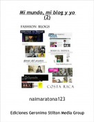 naimaratona123 - Mi mundo, mi blog y yo (2)