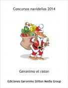 Geronimo el raton - Concursos navideños 2014