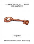 teapatty - LA PRINCIPESSA DEI CORALLI PER AMICA!!!!