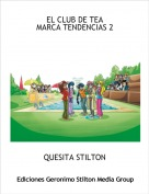 QUESITA STILTON - EL CLUB DE TEA 