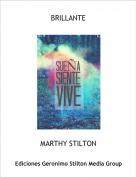 MARTHY STILTON - BRILLANTE