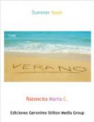 Ratoncita Marta C. - Summer book