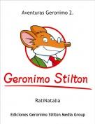 RatiNatalia - Aventuras Geronimo 2.