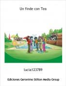 lucia123789 - Un finde con Tea
