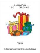 YAIZA - LA NAVIDAD DE        GERONIMO