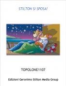 TOPOLONE1107 - STILTON SI SPOSA!