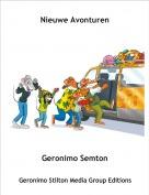 Geronimo Semton - Nieuwe Avonturen