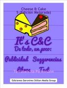 Terratoncita Parmesano - Cheese & Cake5 (Edición Mejorada)