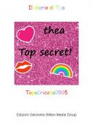 TopoCriceto0505 - Il diario di Tea