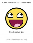 Club Creative New - Como unirse al Club Creative New