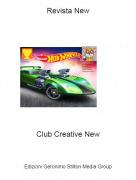 Club Creative New - Revista New