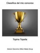 Topina Topella - Classifica del mio concorso
