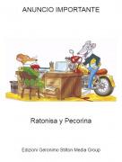 Ratonisa y Pecorina - ANUNCIO IMPORTANTE