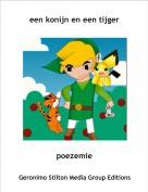 poezemie - een konijn en een tijger