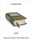 CASPI - COMUNICADO