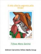 Tifosa Mens Sanina - il mio diario segreto,alla larga!