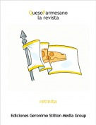retinita - QuesoParmesanola revista