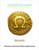 SKcool365 - LOS HÉROES DEL OLIMPOPersonajes Confirmados 1