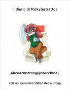 AliceArmstrong(@stecchina) - Il diario di Nicky(estratto)